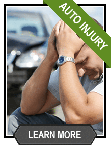 auto injury symptoms