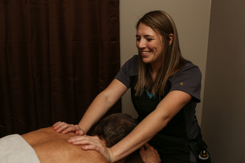 Massage Therapy at Health and Healing Family Chiropractic