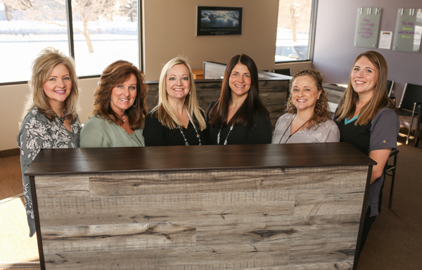 Staff at Health and Healing Family Chiropractic